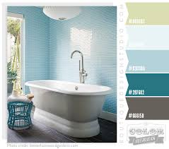spa oasis color palette green blue aqua colors pinterest
