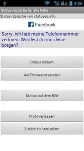 status sprüche für alle fälle status sprüche für alle fälle android apps auf play