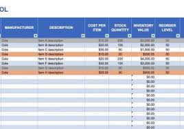 inventory control sheets excel u2013 pccatlantic spreadsheet templates