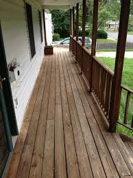 need ideas for front porch paint or stain