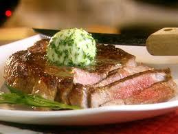 Paula Deen Southern Thanksgiving Recipes New York Strip Steaks Recipe Paula Deen Food Network