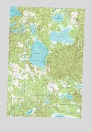 minnesota topographic map strawberry lake mn topographic map topoquest