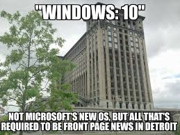 Detroit Meme - gif the news detroit loses its mind over new windows in old train