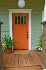 House Door by Best 20 Orange Door Ideas On Pinterest Orange Front Doors