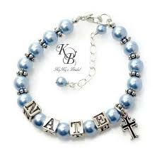 baby bracelets with name baptism gifts for godson baptism bracelets baby boy jewelry