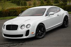 2010 bentley continental supersports information and photos
