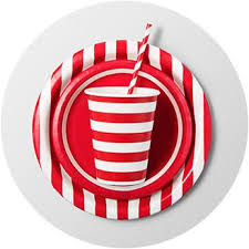Black And Red Party Decorations Gold Party Supplies Target