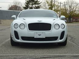 bentley 1995 2010 bentley continental gt supersports corsa motors