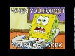 Spongebob Homework Meme - random spongebob memes youtube