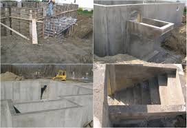 poured concrete walls advantages cement your concrete