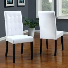 parson dining room chairs dining chairs jasmine studded parsons chair black leather dining