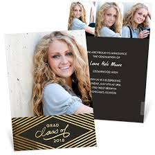 graduation announcement vertical graduation announcements graduation invitations custom