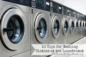 Wash Comforter In Washing Machine 10 Tips For Washing Clothes At The Laundromat One Hundred