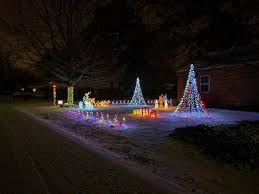 top 10 christmas light displays in us lights on 17th street home facebook