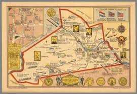 County Map Of Ny Historical Map Of Schenectady County In The State Of New York