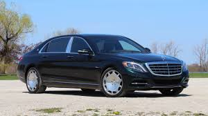 maybach mercedes benz 2017 mercedes maybach s550 review less is more