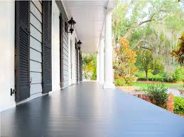 Painted Concrete Porch Pictures by Painting Concrete Outside Walls Ideas Painting Concrete Porch