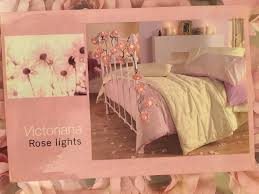 Rose Lights String by Pretty Rose Fairy Lights String New In Box In Cyncoed Cardiff