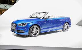 lease audi a3 convertible 2016 audi s3 cabriolet photos and info car and driver