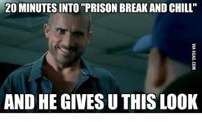 Prison Break Memes - 25 best memes about prison break 2017 prison break 2017 memes
