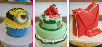 novelty birthday cakes voted in the top 3 best bakeries in edinburgh celebration cakes