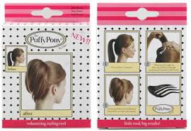 must have hair puffy pony 8 fabulous must have hair accessories