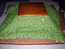 Kotatsu Chair How The Japanese Heat Their Homes In Winter U2013 James Japan