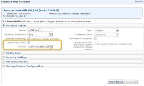 Date Of Availability Resume High Availability For Amazon Vpc Nat Instances An Example