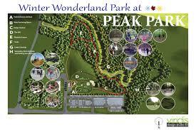 winter wonderland park town of riverview