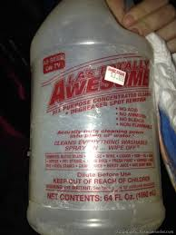 La S Totally Awesome All Purpose Cleaner Las Totally Awesome Carpet Cleaner Reviews