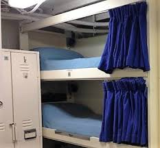privacy curtains for use with hospital bunk u0026 berth rv u0026 boat