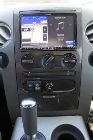 nissan titan aftermarket stereo 2007 ford f 150 alpine x008u navigation head unit install
