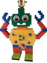 lego robot lamp eclectic kids lamps by mr brick designer