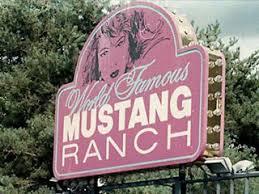 mustang ranch history a history and tour of the mustang ranch outside reno nv