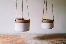 extraordinary inspiration ceramic hanging planter delightful