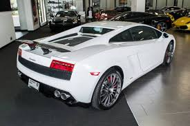 lamborghini gallardo used 2014 lamborghini gallardo lp560 2 for sale richardson tx