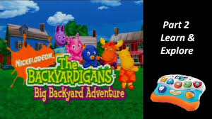 the backyardigans v smile baby playthrough part 2 learn