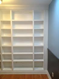 Ikea Billy Bookcase Hack Bookcase Ikea Bookcase Thick Shelves 25 Best Ikea Bookshelf Hack