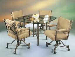 Kitchen Chairs With Rollers by Cute Kitchen Chair Cushions With Ties Kitchen Installation
