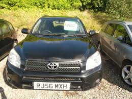 used toyota rav4 cars for sale in broxburn west lothian motors