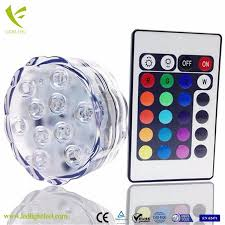 submersible led fountain lights submersible fishing lights round shape led submersible pool lights