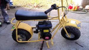 baja doodle bug mini bike 97cc 4 stroke engine manual baja doodle bug mini bike 97cc