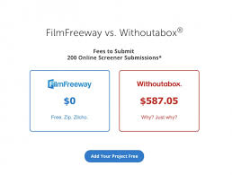with free online screeners is filmfreeway braced to become
