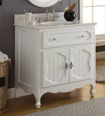 white cottage knoxville bathroom vanity gd 1533wt