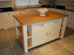 standalone kitchen island freestanding island kitchen units free standing kitchen