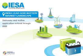 india energy storage alliance india lead acid battery market