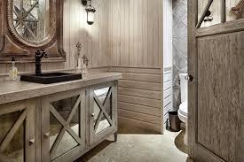 Rustic Bathroom Designs White Rustic Bathroom Interior Design