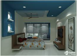 Ceiling Designs For Bedrooms by Amazing Gyproc False Ceiling Design 94 With Additional Simple