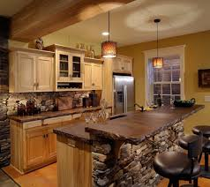 rustic kitchen backsplash kitchen outstanding rustic kitchen island table with