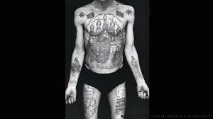 bbc culture secret meanings of russian prisoner tattoos